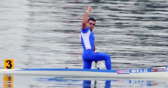 Serguey Torres aportó primera medalla de oro a Cuba en Veracruz 2014