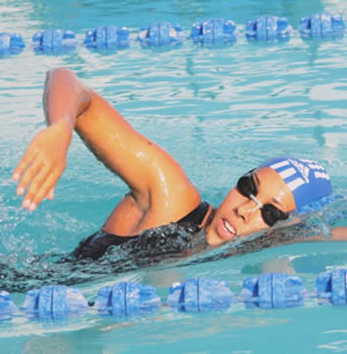 Puesto 32 para representante cubana en 400 metros libre en Mundial de Natación