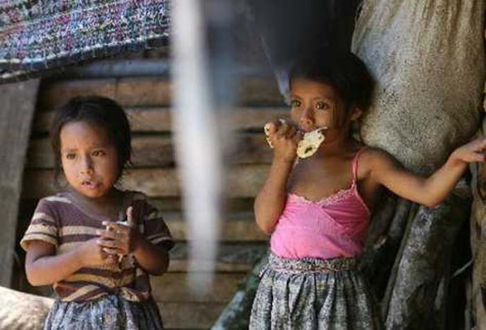 Mientras haya hambre en el mundo no habrá desarrollo
