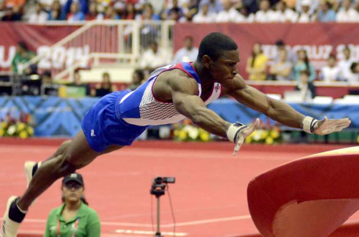 Cubano Larduet regresa a la competencia de alto nivel con aceptable desempeño