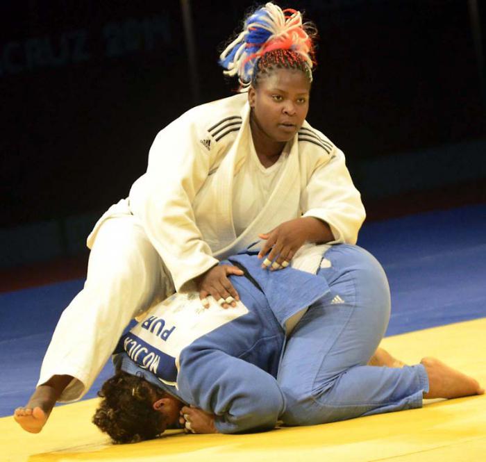 Cuba cerró segunda en Panamericano de Judo de Edmonton