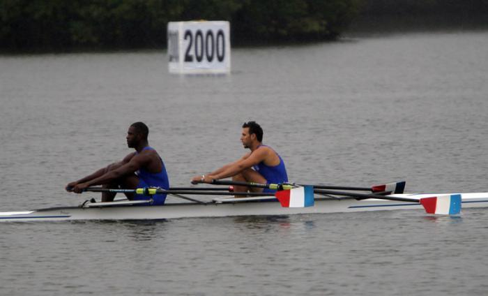 Cuba arrasó con todos los títulos del remo de los Juegos Centroamericanos