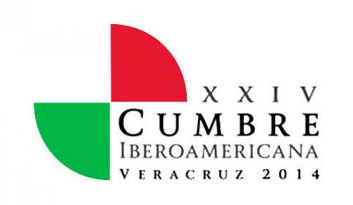 Vicepresidente cubano en Veracruz para Cumbre Iberoamericana.