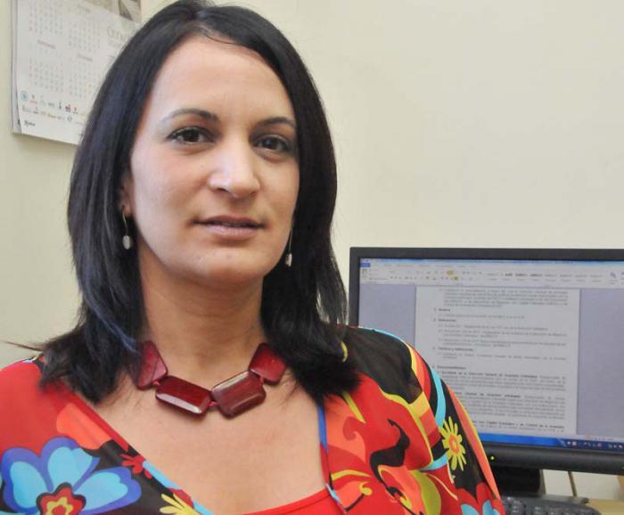 Ivonne Vertiz Polo ,subdirectora general de Inversión Extranjera del MINCEX.