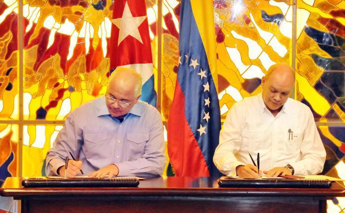 Cuba y Venezuela aprueban ejecución de 62 nuevos proyectos conjuntos