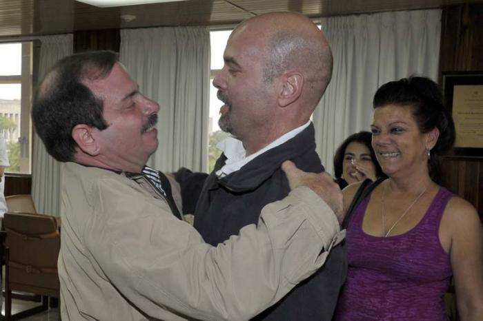 Fernando y Gerardo
