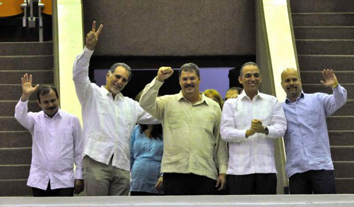 Celebran en Italia regreso de antiterroristas cubanos