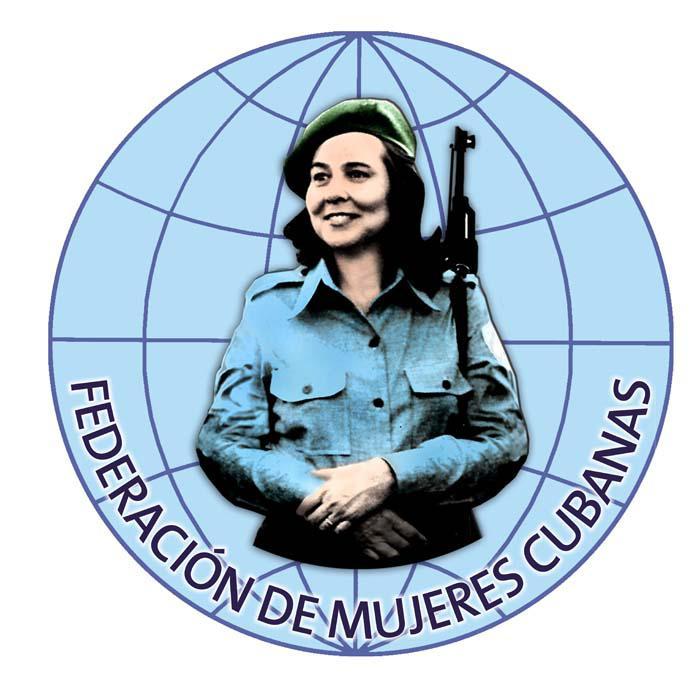 Federación de Mujeres Cubanas de fiesta por sus 55 años de fundada