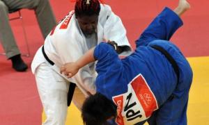 La judoca Idalys Ortiz (+78 kg) conquista oro olímpico en Londres 2012.