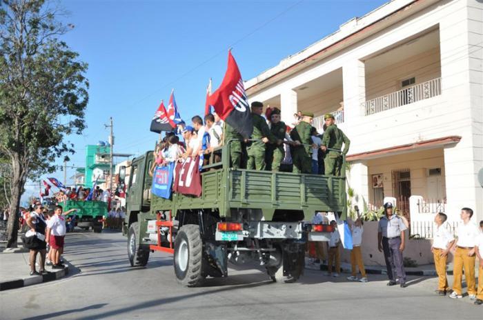 Recuerdan entrada triunfal de Fidel y la Caravana de la Libertad hace 56 años