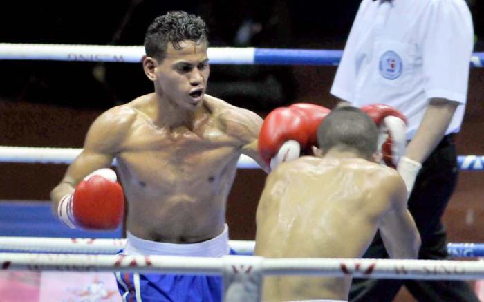 Boxeador cubano logra segundo triunfo de en torneo preolímpico