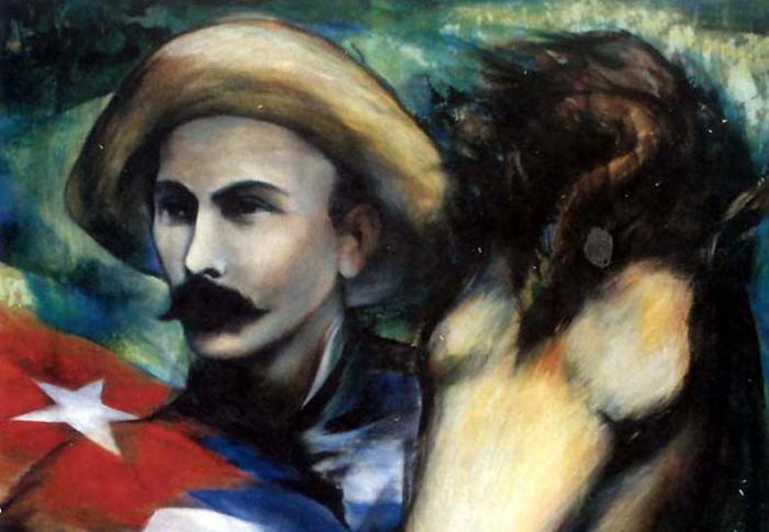 Un abrazo a otro José Martí