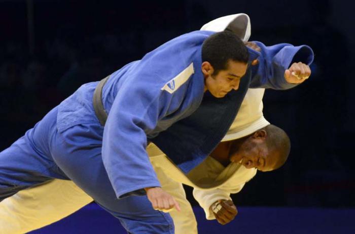 Cuban Judoka Armenteros Won the Vise Open in Belgium