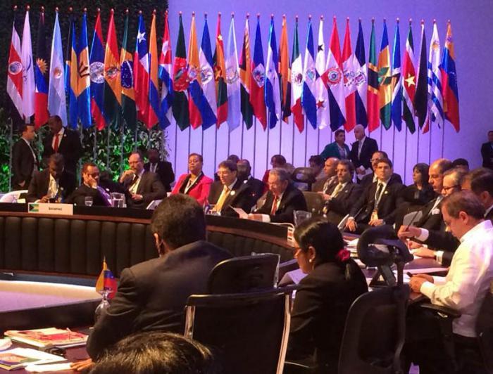Discurso del presidente cubano Raúl Castro en la III Cumbre de la CELAC