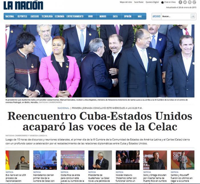Ecos del discurso del General de Ejército Raúl Castro