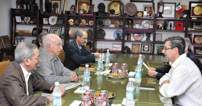 Saluda José Luis Centella restablecimiento de relaciones diplomáticas entre Cuba y EE.UU. Foto: Jorge Luis González