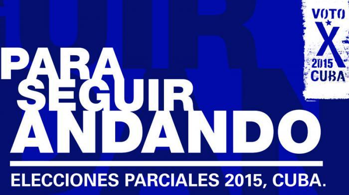 Elecciones en Cuba: acto transparente y democrático