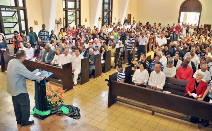 Consejo de Iglesias de Cuba ratifica compromiso por la paz