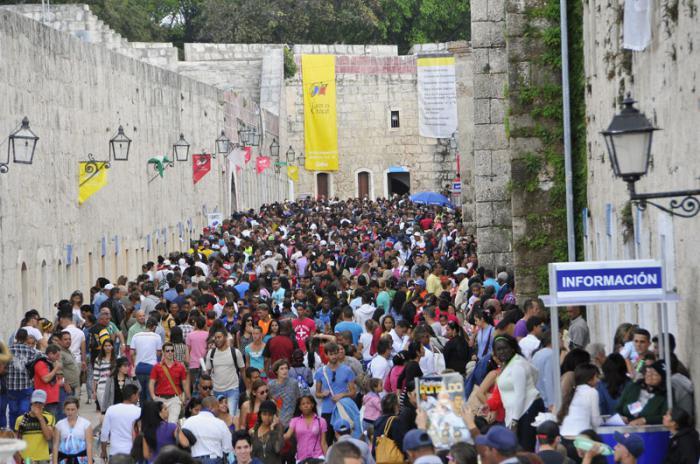 24 Feria Internacional del Libro en La Cabaña.