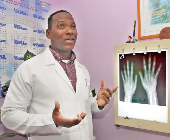 Artrosis de las manos