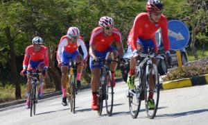 Gana el holguinero Frank Consuegra séptima etapa del Clásico de Ciclismo
