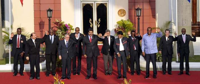 Cuba cierra filas con Venezuela y el ALBA