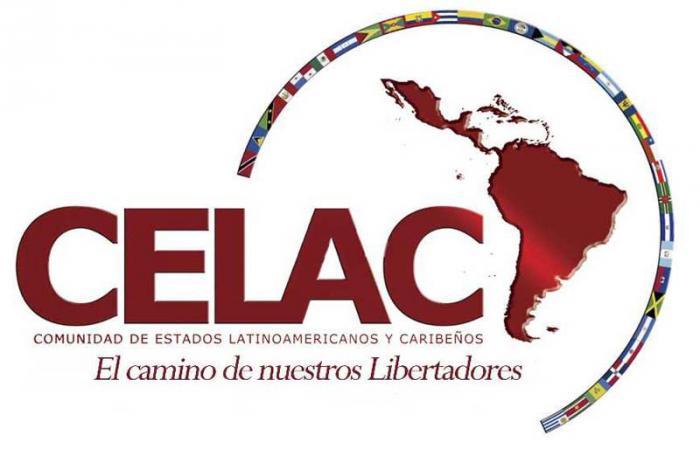 Comunicado de la CELAC en solidaridad con la República Bolivariana de Venezuela