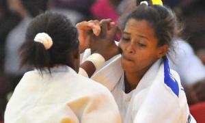 Judo Nacional Femenino 48 kg Dayaris Mestre Oro vs Venza Godinez