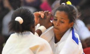 Judo Nacional Femenino 48 kg Dayaris Mestre Oro vs Vaneza Godinez