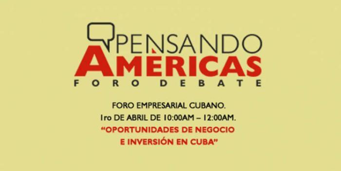 Empresarios cubanos comparten en foro on line sus expectativas con la Cumbre de las Américas
