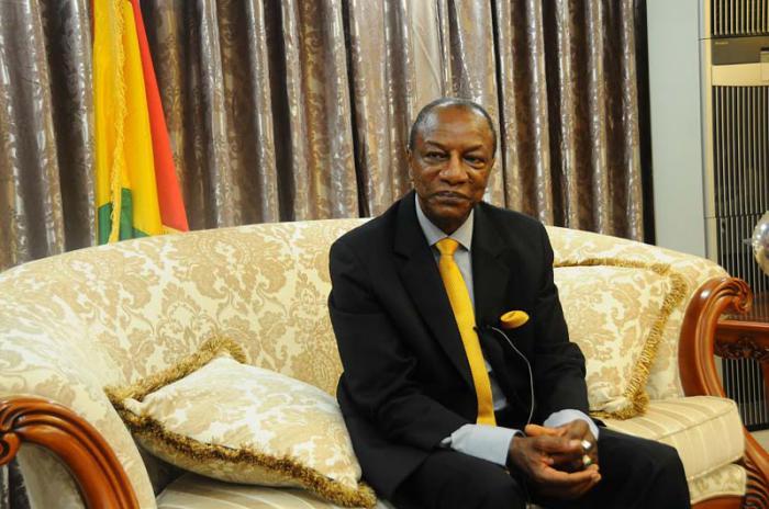 """""""Los mejores médicos en África son los cubanos"""", afirma presidente de Guinea"""