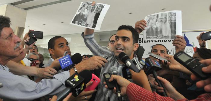 Denuncian presencia en Panamá del terrorista Félix Rodríguez