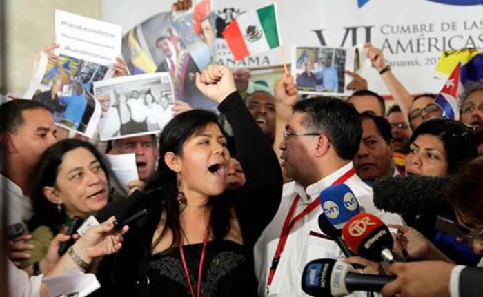 """Participación Ciudadana en el Foro de Panamá: """"No hubo Mesa, hay Denuncia"""""""