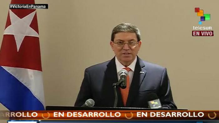 Bruno Rodríguez: Cuba y EE.UU se conocen mejor tras encuentros presidenciales