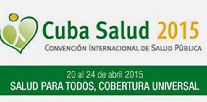 En La Habana Convención Internacional Cuba Salud 2015