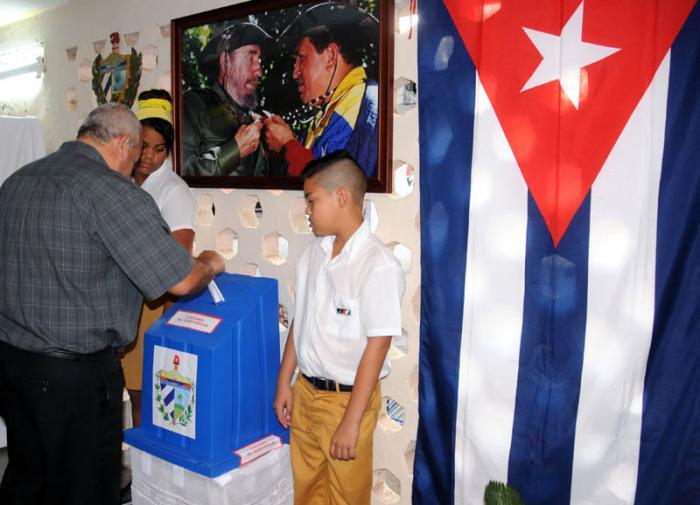 En Cuba se sabe qué es democracia