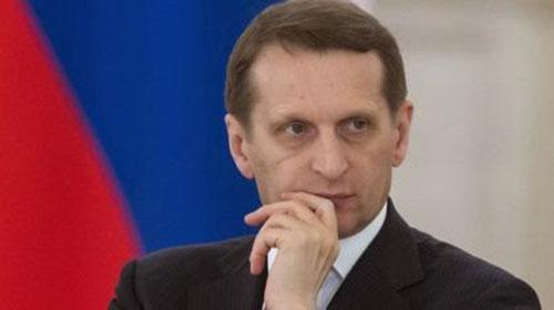 Llega hoy a Cuba, presidente de la Duma rusa