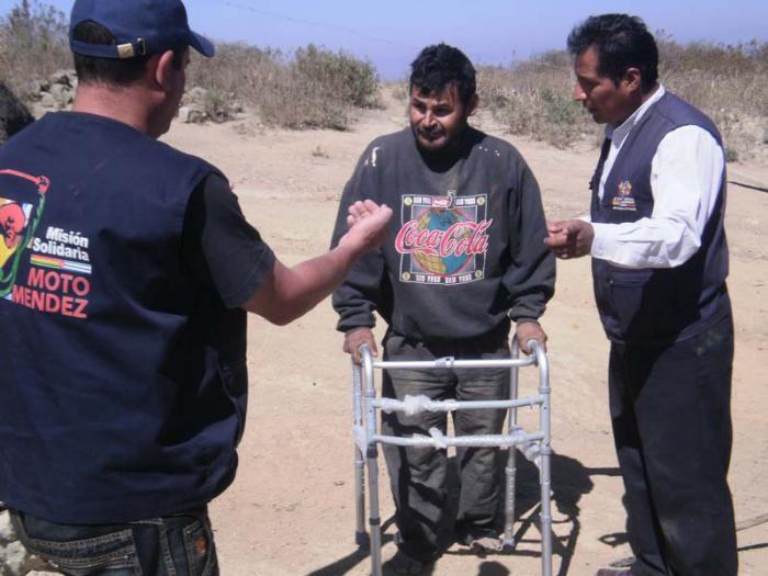 La misión Moto Méndez en Bolivia, una obra de entrega y amor