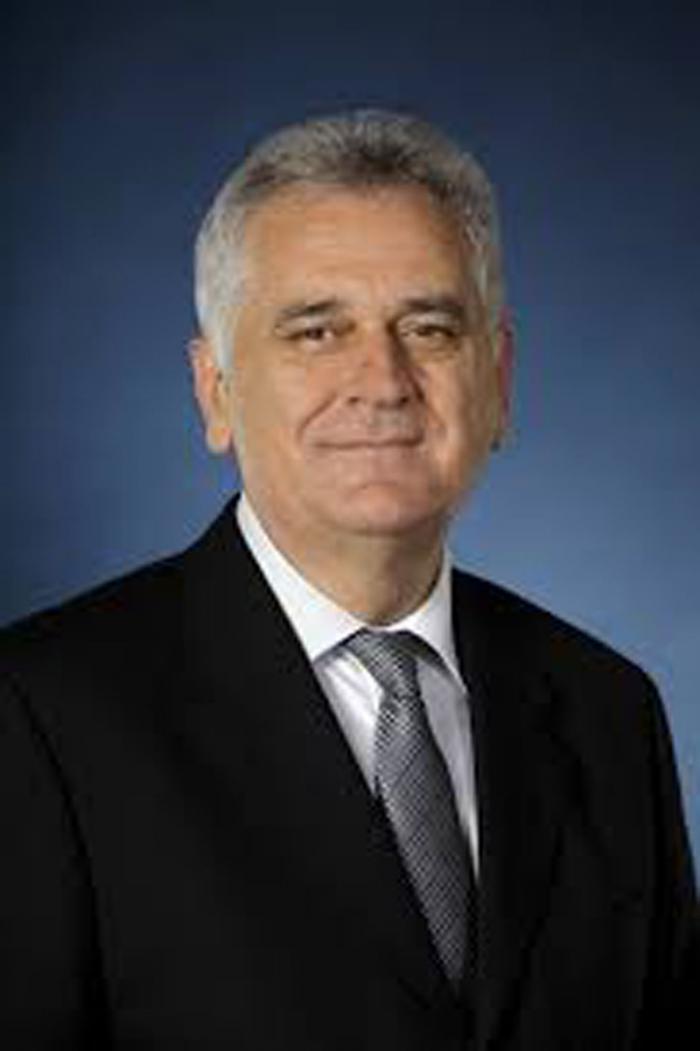Llegará a Cuba el  lunes presidente de Serbia