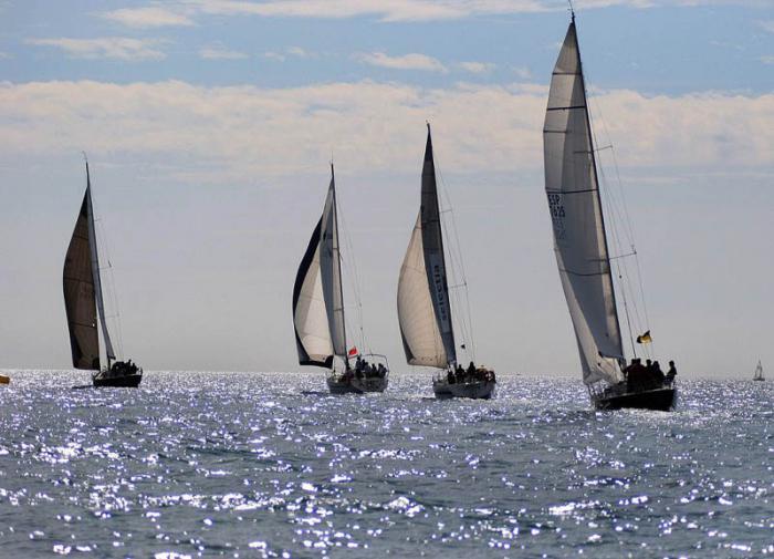 Este sábado veleros en el Malecón habanero