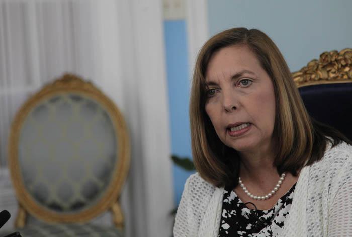 Josefina Vidal: Lo que hemos hecho en cuatro meses se puede considerar un progreso