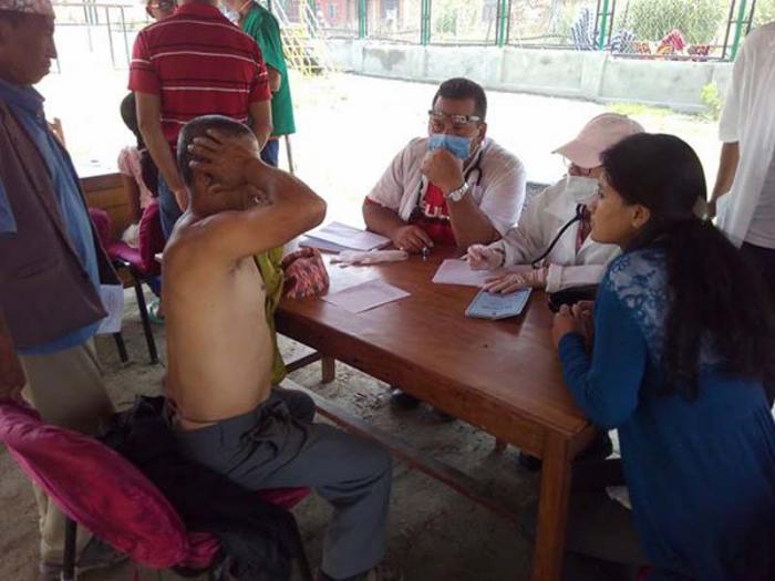 Brigada médica cubana en Nepal: Días de humildad y gratitud