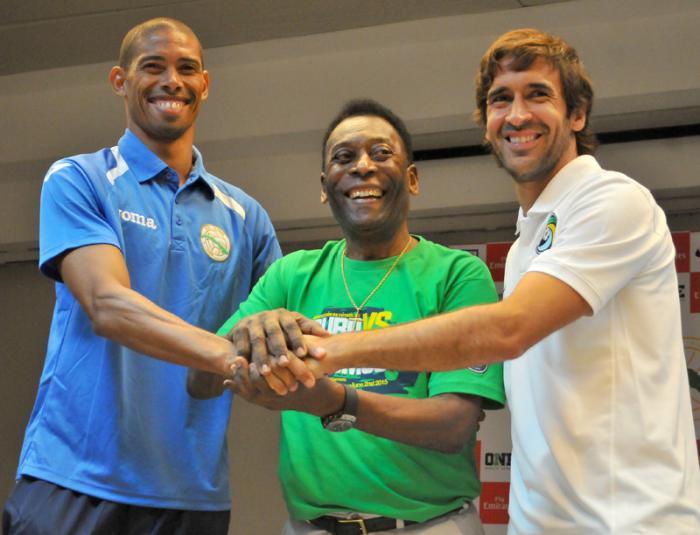 """Pelé: """"Es una alegría muy grande que Cuba se haya abierto al fútbol"""""""