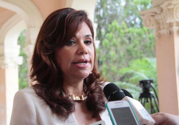 Existe voluntad para crear una región más estable, dijo senadora mexicana Blanca Alcalá Ruíz