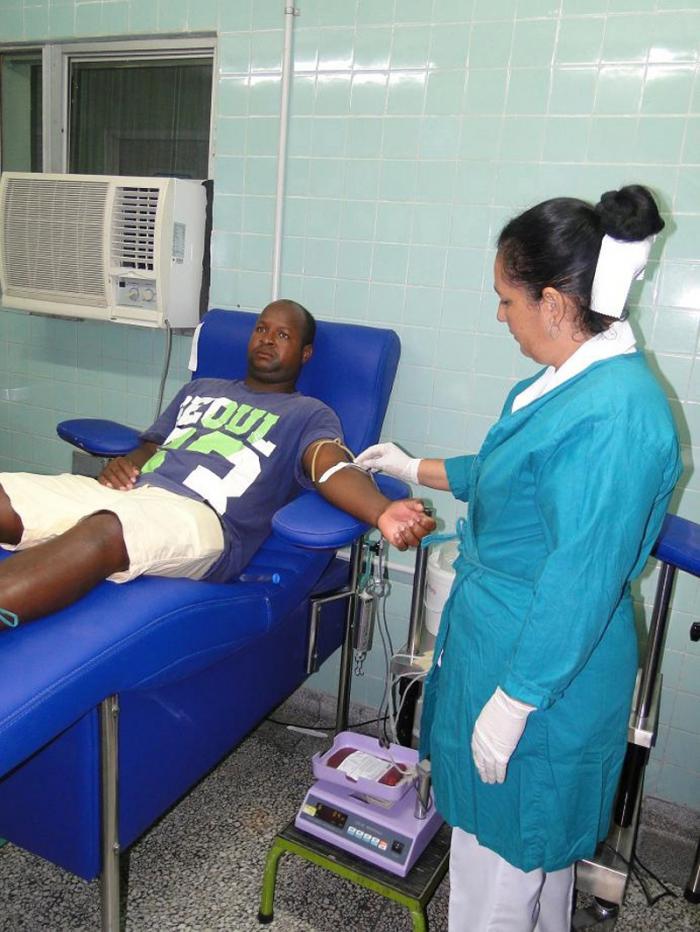 Inicia en Cuba Jornada de Homenaje al Donante de Sangre
