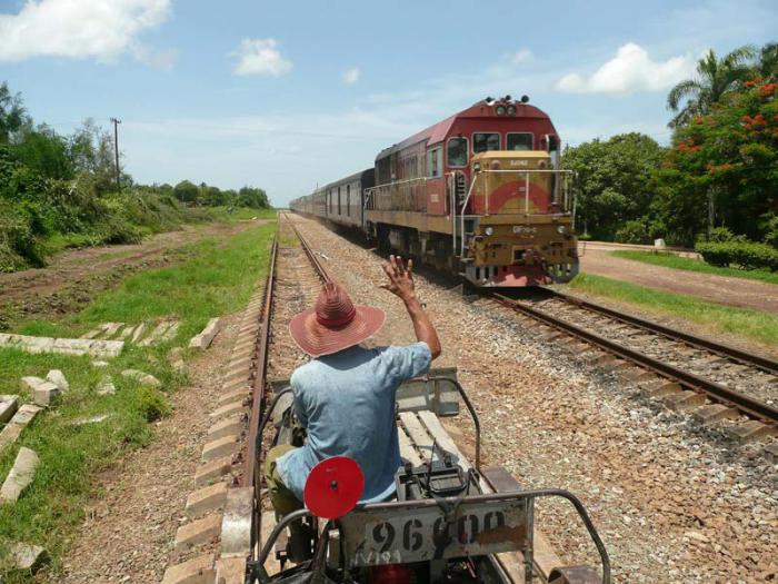 El regalo de los Ferrocarriles de Cuba a los 500 años de Santiago