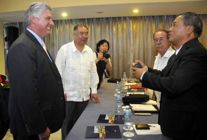 La Biotecnología propulsa relaciones Cuba-China