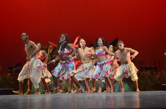 Inauguran en Santiago de Cuba edición 35 del Festival del Caribe