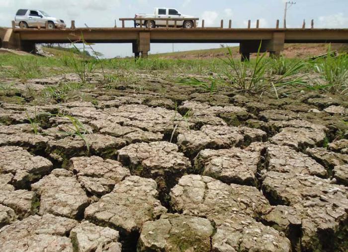 Falta de lluvias en el 70 por ciento de la geografía cubana