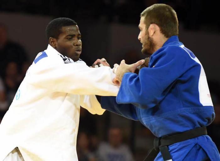 Oro de Iván Silva ubica a Cuba sexta en Grand Prix de Judo